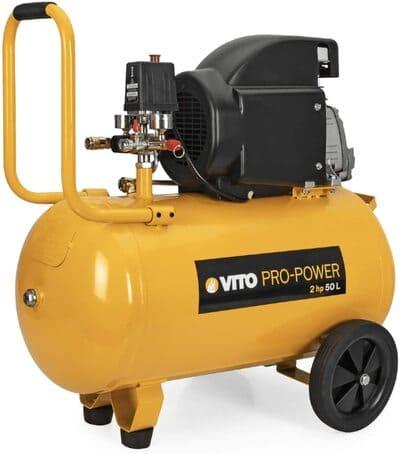 tipos de Compresor-High-Wind-50-Vito-Pro-Power-aceite-Potencia-2hp-15-kW-Velocidad-Rotacion-2850-rpm