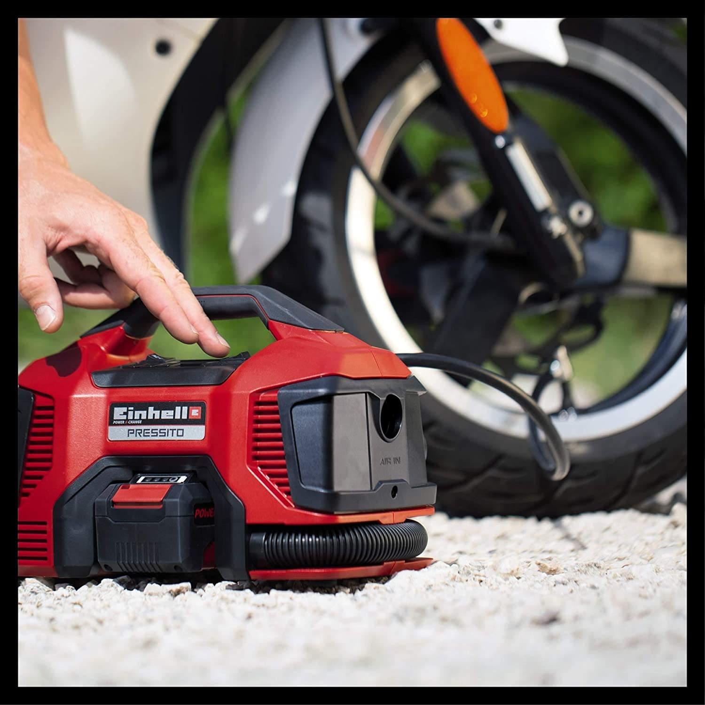 compresor aire portatil de bateria