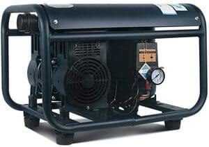 LiRongPing-Bomba-de-Aire-Silencioso-sin-Aceite-compresor-de-Aire-1500W-12L-electrico-de-accionamiento-Directo