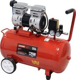 MADER-POWER-TOOLS-Compresor-de-Aire-sin-aceite-50L-1.0HP-silencioso-ecologico-economico