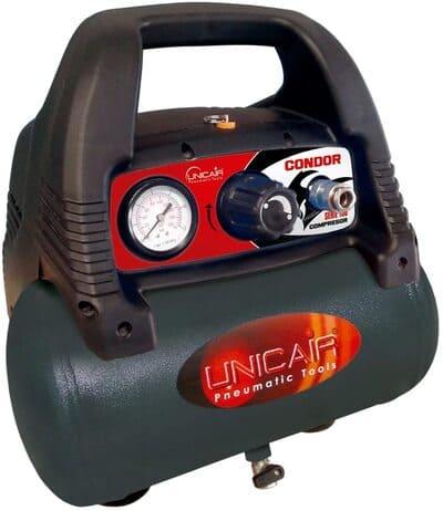 Unicair-Compresor-electrico-sin-aceite.-6-litros.15HP-compacto-y-eficiente
