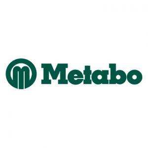 logo compresores metabo