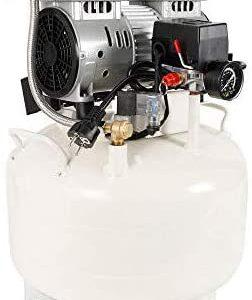 35L-850W-Precision-Clinica-Medica-Dental-Compresor-Aire-sin-Aceite-Silencioso