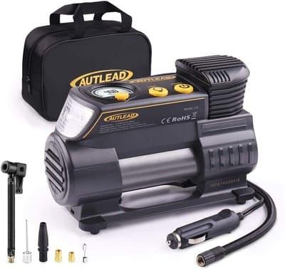 AUTLEAD-C2-Compresor-Aire-Coche-12V-Auto-Inflador-Ruedas