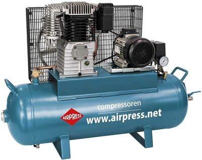 Airpress-Compresor-de-aire-comprimido-3-PS-22-kW-15-bar-100-l