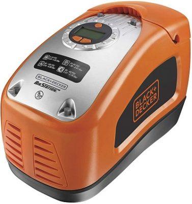 Compresor de aire back and decker portatil electrico