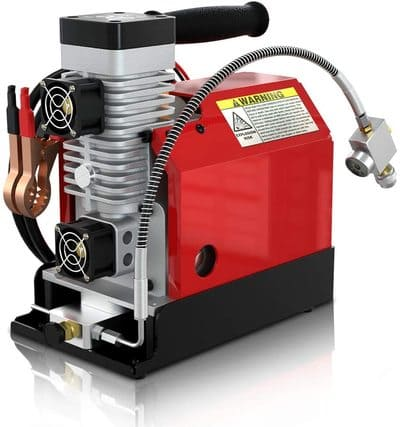 Compresor de aire PCP, GX pcp portátil 4500 Psi-30Mpa