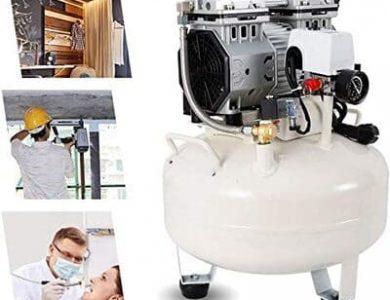 Compresor-de-aire-silencioso-de-680-W-50-dB-sin-aceite