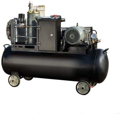 Compresores de Tornillo-con-el-Tanque-Compresor-de-Aire-7.5Kw