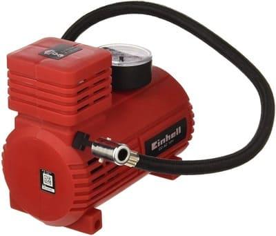 Einhell 2072112 Compresora de Automocion CC-AC conexión 12 v, Rojo