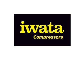 compresor marca iwata