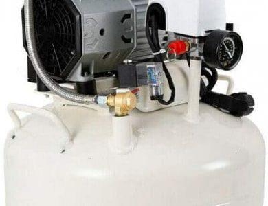 RDFlame-Compresor-de-aire-comprimido-220-V-680-W-8-bares-30-L silencioso