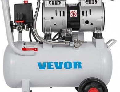 VEVOR-Compresor-de-Aire-sin-Aceite-Silencioso-de-4-Galones-18-Litros