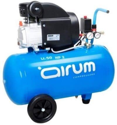 compresor piston rc2-50 cm2 2cv 50lt airum