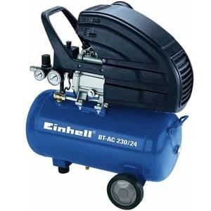 Einhell-BT-AC-230-24-Compresor-de-aire azul barato