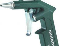 metabo bp 10 - pistola de soplado neumatica presion de trabajo 2-6 bar