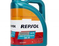 Aceite sintético Repsol
