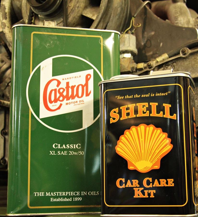 ¿Qué aceite usa el compresor de aire?