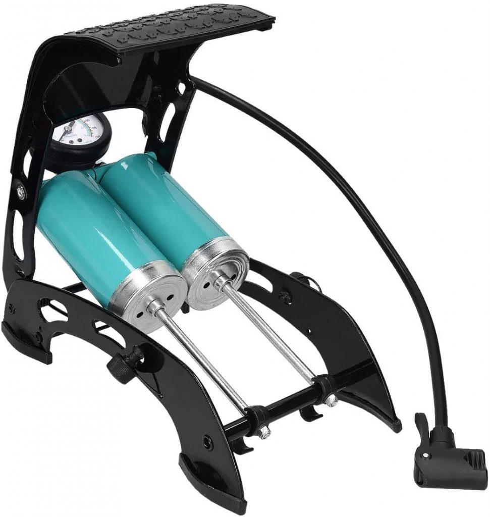 Navaris Bomba de Aire para Bicicleta Coche y Moto
