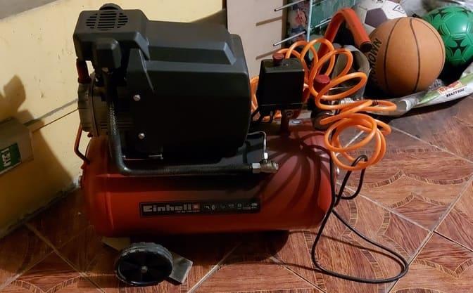 compresor einhell tc-ac 190-24-8, accesorio compresor aire.