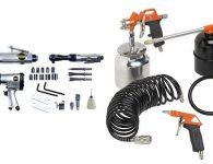 accesorios compresor, kit accesorios, compresor accesorios