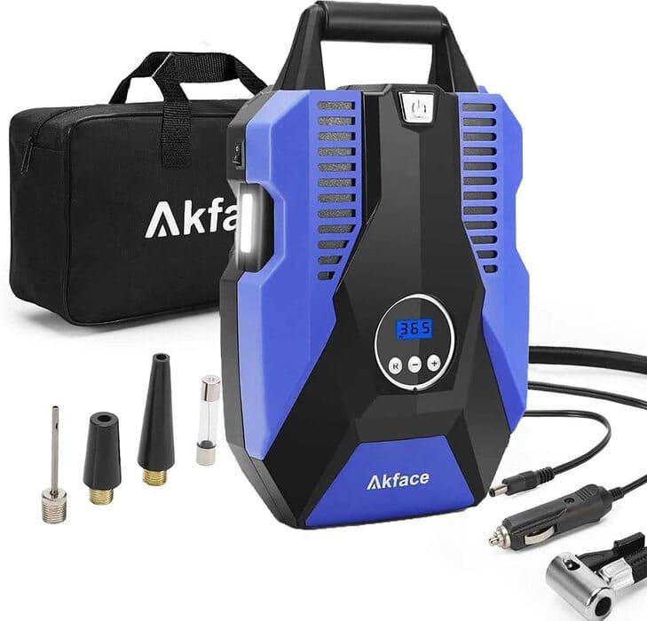 akface compresor de aire para coche
